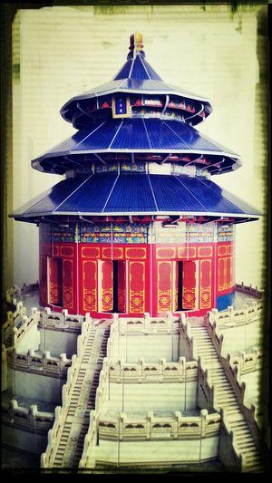 天壇 Temple Of Heaven 3D Puzzle