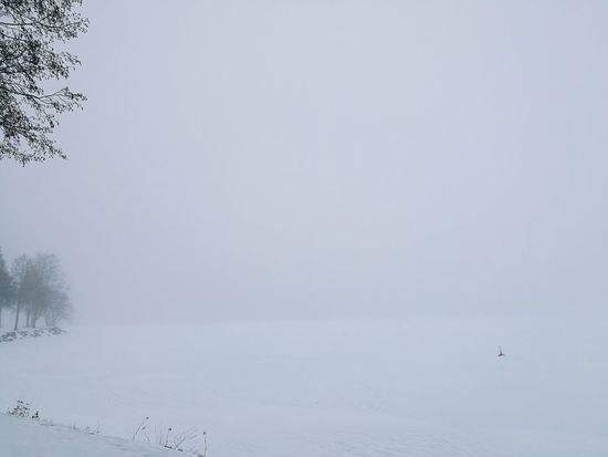 Copy Space Nature Sky Fog No People Tranquil Scene Snow Tree Tranquility Cold Temperature Winter Outdoors Water Beauty In Nature Scenics Landscape Snowing Day Finlandlovers Tunisia Finlande FinlandsWinter Finland_photolovers Finlande Finland Savonlinna Finland Savonlinna Finland EyeEmNewHere