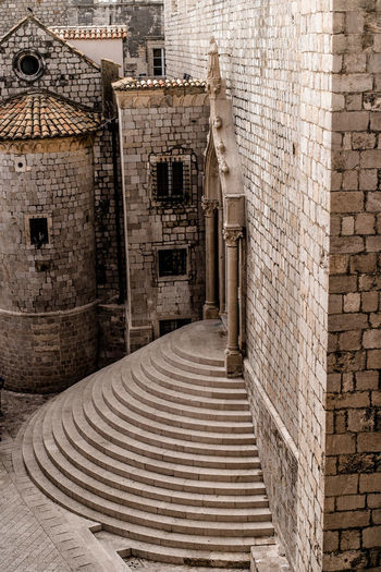 Travel Photography Travel Traveling King's Landing Croatia Dubrovnik Old Town Historic Architecture Dubrovnik, Croatia Historical