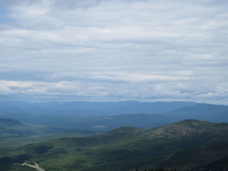 On Top Of The World On Top Of A Mountain Nature Outdoors Landscape Beauty In Nature Perfect Place New Hampshire, USA I Can See Forever Calming Views Cant Get Enough Earth