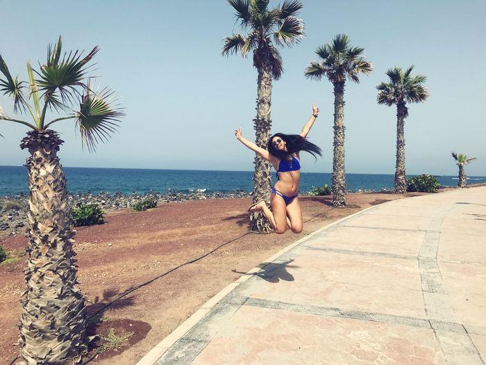 🌴 Holidays Myself Happy Tenerife Riu Palace Nice Day Spain🇪🇸