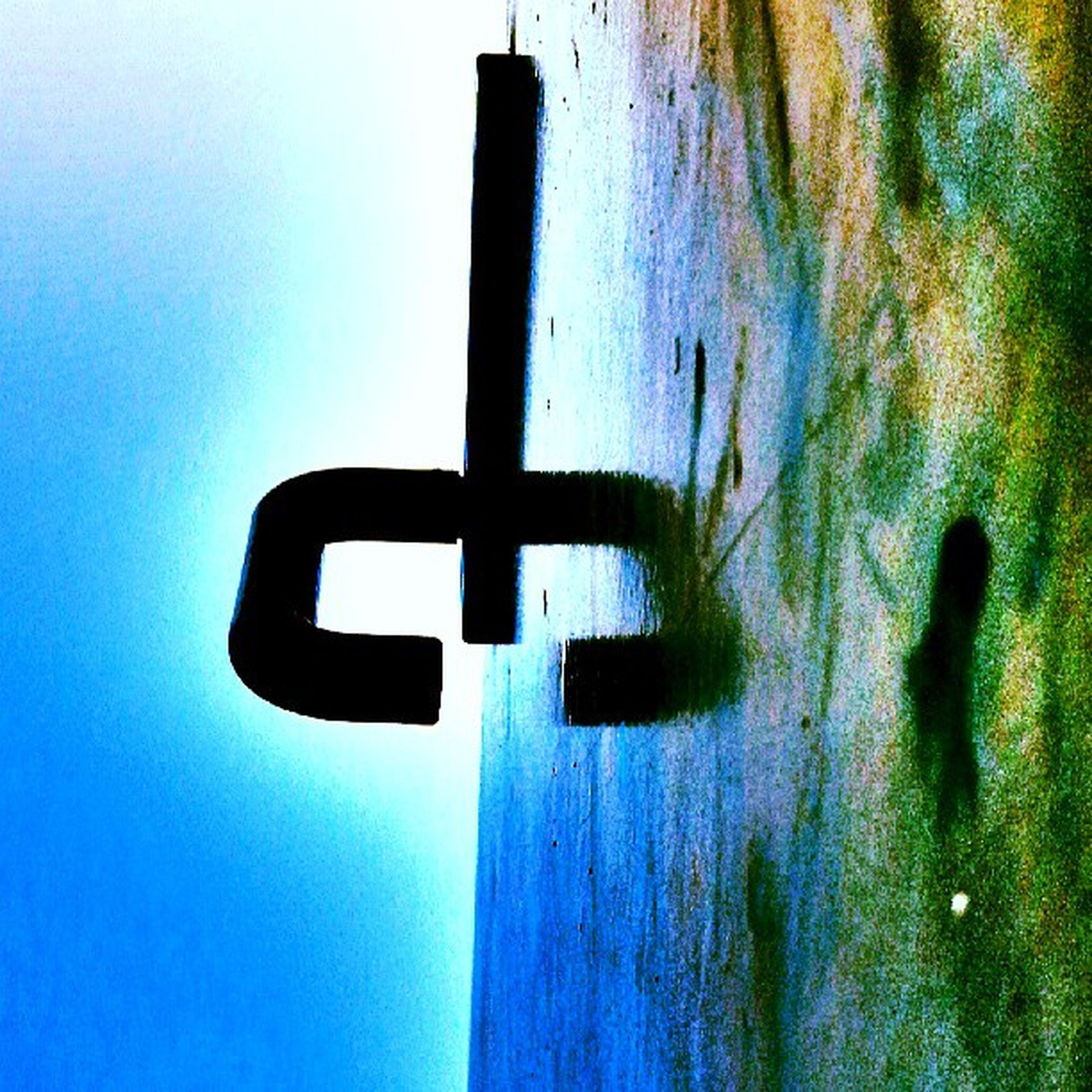 guidance, communication, direction, close-up, text, sea, safety, sky, no people, water, western script, outdoors, blue, protection, pole, sign, security, road sign, sunset, arrow symbol