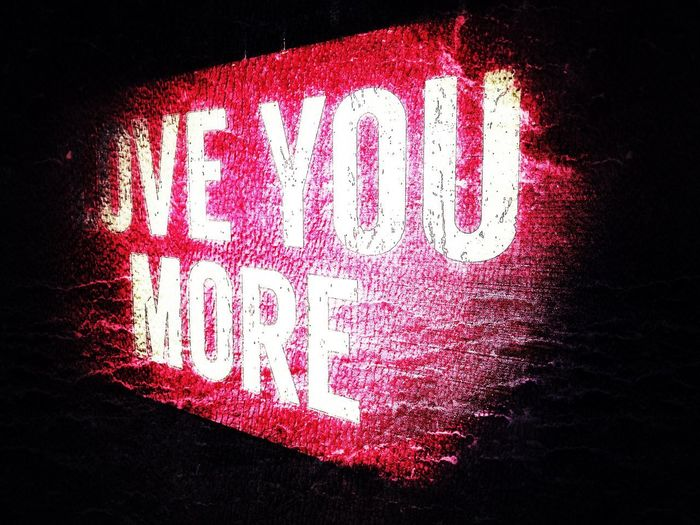 Love you More EyeEmNewHere Fashion Stories Shades Of Winter Love Yourself