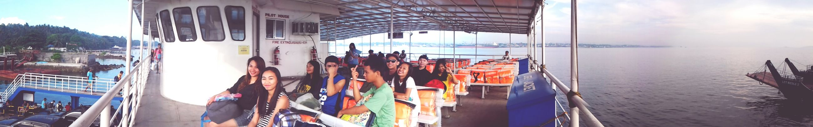 View as of now. :) Friendship. ♡   Panoramic View