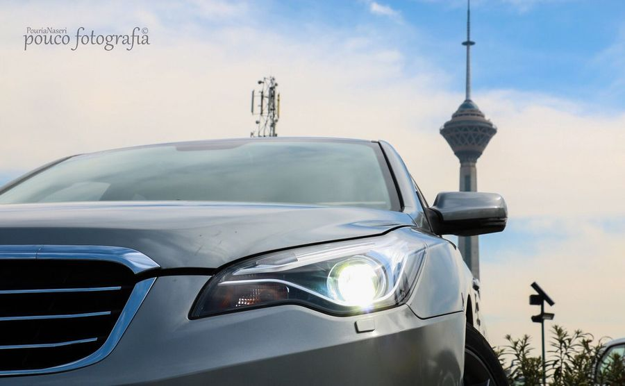 Besturn B50F Faw Cars Milad Tower Miladtower Tehran, Iran Check This Out Xenon Light Tehranpic PouriaNaseri© Canon 70d Canoniran BestEyeemShots PoucoFotografia© Taking Photos Iran Street Photography