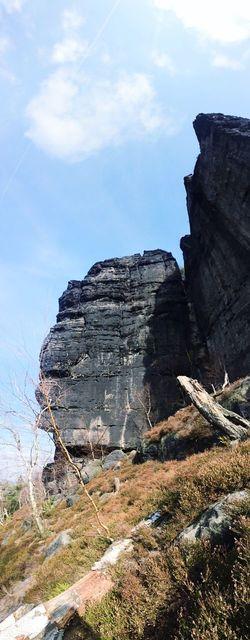 Nature Landscape Sächsische Schweiz Saxony Saxon Switzerland Sandstone Rocks Rock Formation