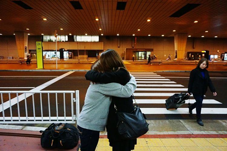 In Japan NARITAAIRPORT Friend Lovelovelove Nightphotography Japanese Girl Smile