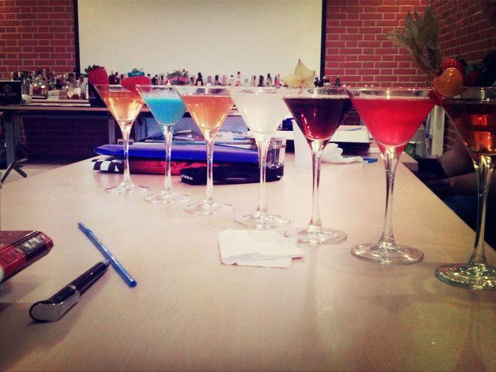Drinks! Bartender <3 Hey Mr. Bartender!