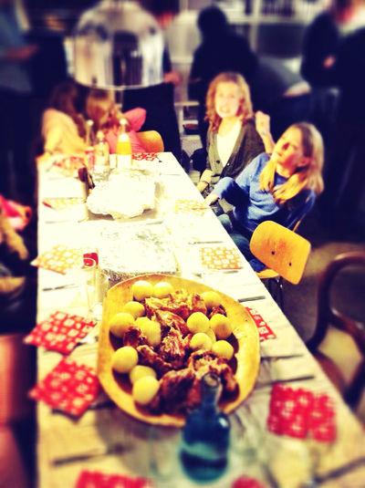 G4+z5 Christmas Feast