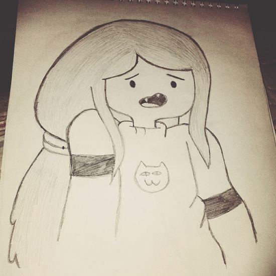 Draw Marceline Adventure Time Follow4follow