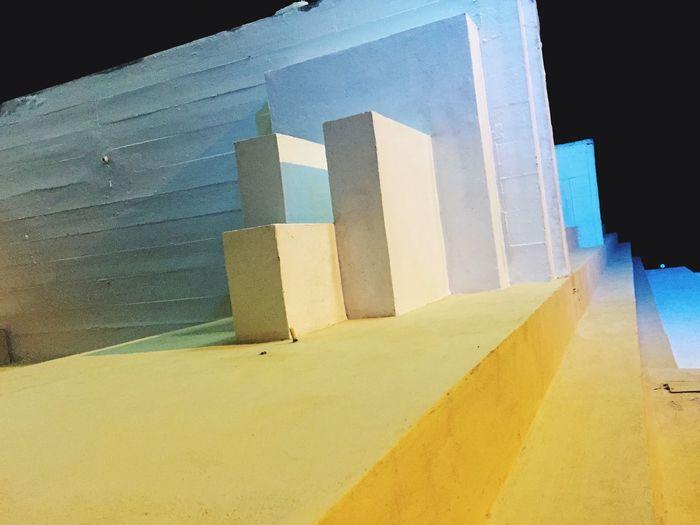 Líneas Architecture Historical Building Traveling Urban Landscape Nightphotography Geometric Shapes University