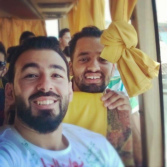 Travel So5na 6eb 6october Essa Faris Qsrawy Shaqra D3ees Shady Baker AboNaser Lovely friend's Palestinian Enjoying Wiz us