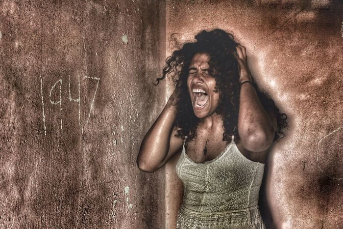 The Haunted - Photo Series HDR Abandoned Dark Scary Creepy Abandoned Buildings Abandoned Places Black Haunt