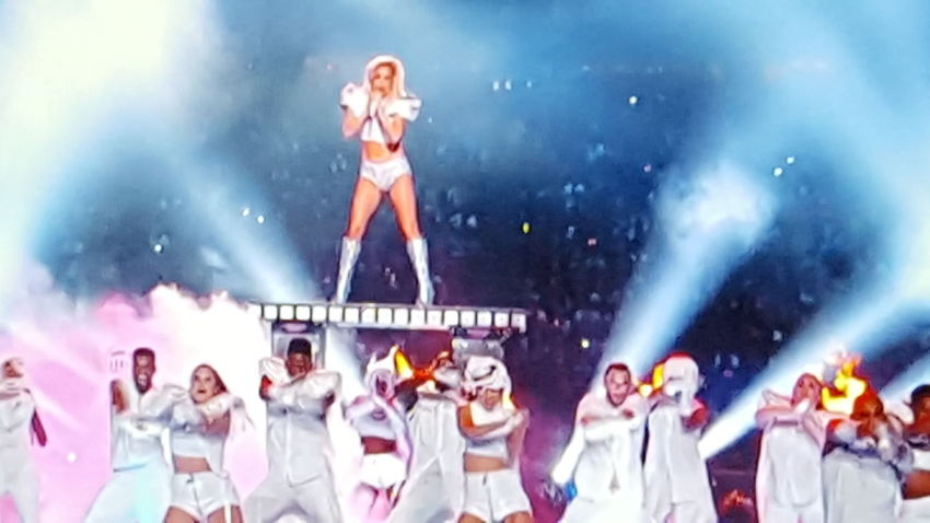 Lady Gaga Superbowl