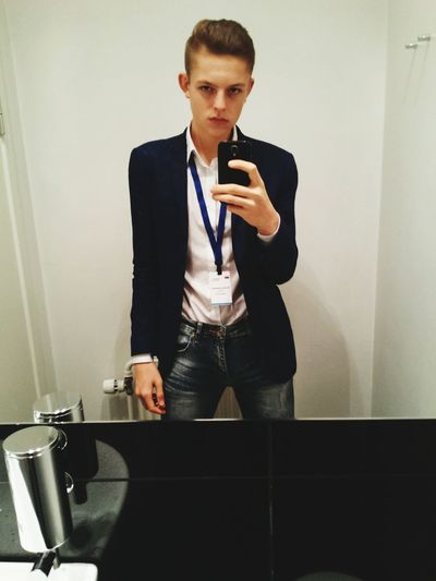 Wireless Technology Smart Phone One Man Only Young Adult Only Men One Person Business Finance And Industry Businessman Technology Conferencing Toilet Selfie Toiletart Toiletpicture Lithuanianboy
