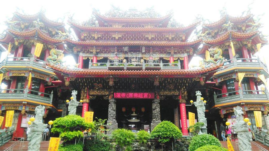湧蓮寺 Temple