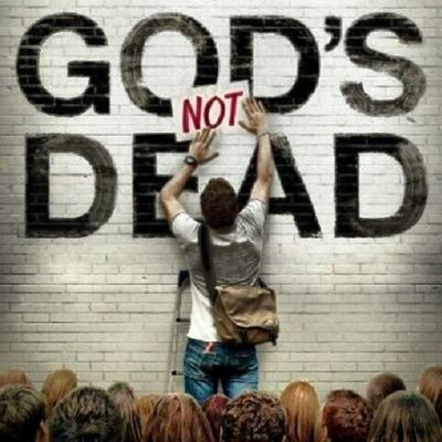 Amazing movie! Godsnotdead