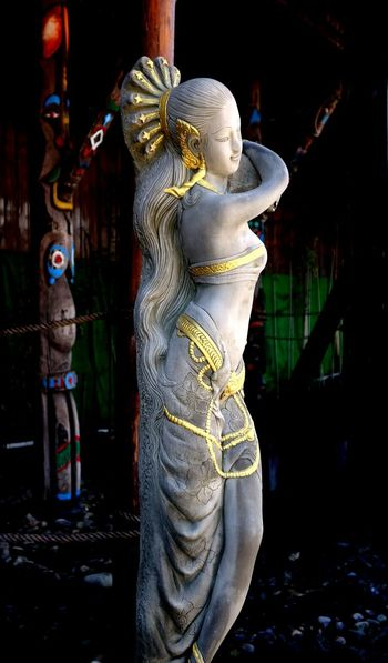 美丽的女神 Arts Culture And Entertainment Human Representation Statue Doll People Adults Only BEIJING北京CHINA中国BEAUTY CHINA中国 One Person Beauty In Nature Beauty Beijing Beauty China