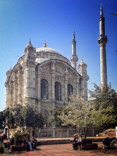 Gezgin İstanbul'da... Ortaköy Mosque