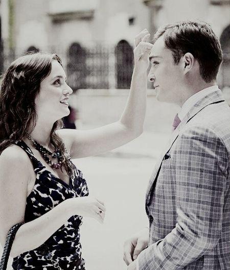 the perfect couple, the best romance Gossip Girl Chuckbass Blairwaldorf Xoxo