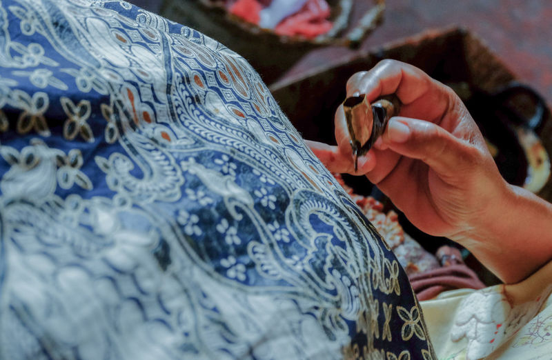 Batik Tulis Imogiri Batik Batik Tulis Batik Yogyakarta Close-up Hand Made Kain Baju Melayu Fabric EyeEm Best Shots EyeEm Selects