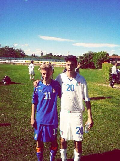 Footballislife Very Italian People Nazionale Under 16