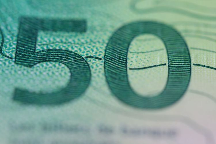 Close-up Franc Money Money Around The World Money Money Money Selective Focus Showing Imperfection Swiss Francs Telling Stories Differently Number Numbers Fifty Fifty Bucks 50 Success Rich