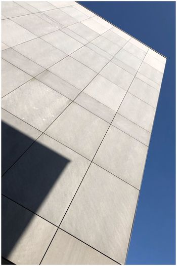 (2) Kris Demey Photography Architecture No People Day Nature Pattern Close-up Low Angle View Outdoors Sunlight Sky Architecture Shape Built Structure Geometric Shape Clear Sky