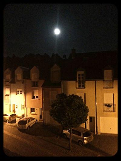 Sky Full Moon