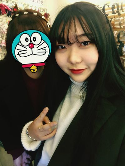 Hi Merry Christmas Itsme Selfie In Korea Art Box Im So Happy