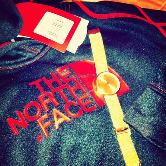 TheNorthFace X Gold.
