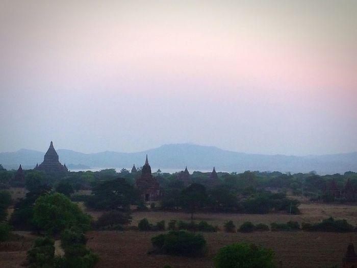 Amazing Bagan,Myanmar First Eyeem Photo