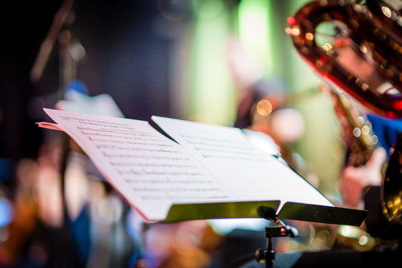 close ups, classical concert, musicians playing instruments Arts Culture And Entertainment Classical Music Close-up Focus On Foreground Human Body Part Human Hand Indoors  Music Musical Instrument Musical Note Musician Performance Playing Real People Sheet Music