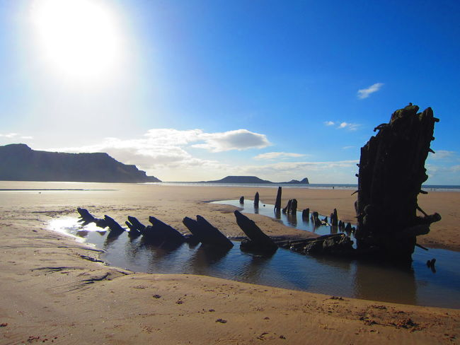 Wreck of the Helvetia Beach Beauty In Nature Horizon Over Water Outdoors Sand Scenics Sea Shipwreck Shipwreck Beach Sunlight Water Rhossili Bay Rhossili First Eyeem Photo Gower Gower Peninsular South Wales Gower Coast Helvetia EyeEmNewHere Miles Away Gowercoast Gowerpeninsula Gower Beach Wales The Secret Spaces Art Is Everywhere The Great Outdoors - 2017 EyeEm Awards Neighborhood Map Place Of Heart Sommergefühle EyeEm Selects Neon Life Been There. Done That. Lost In The Landscape Go Higher Inner Power Summer Exploratorium #FREIHEITBERLIN Summer Road Tripping