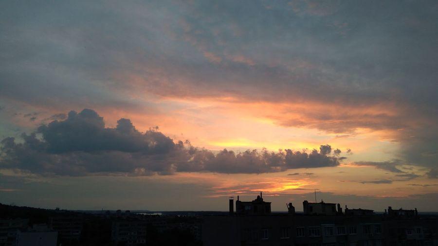 Cloudy June