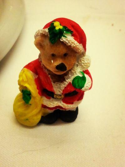 Santa Claus est un ours bien léché.