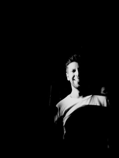 Blackandwhite Light And Shadow Meeting Friends Monochrome