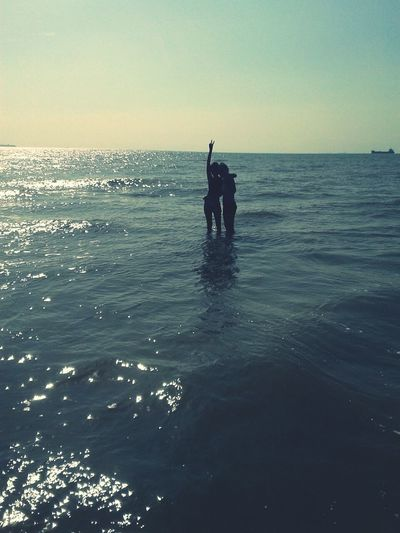 Good Morning Sea Sick Quality Time w love. Happy sunday!