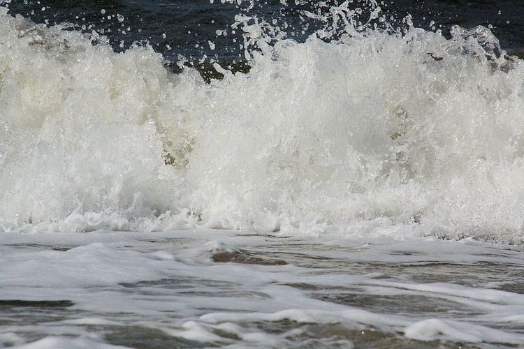 No People Northsea Summer Nature Outdoors Beauty In Nature Day Sea Water Spindrift Wave Perspectives On Nature