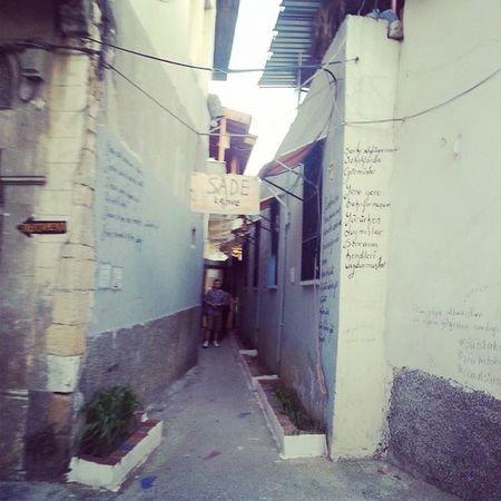 Eski Antakya Sokakları Sadekahve