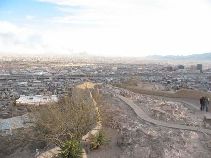 Cityscape City Social Issues High Angle View Aerial View Tree Outdoors Urban Skyline Sky Architecture Day El Paso Tx Mountain View Cityscape Peace And Quiet Beauty In Nature Beauty Cloud - Sky