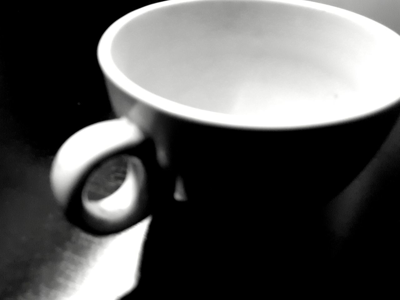 coffee cup, drink, food and drink, coffee - drink, cup, table, refreshment, no people, indoors, close-up, saucer, freshness, frothy drink, black background, healthy eating, cappuccino, mocha, froth art, day
