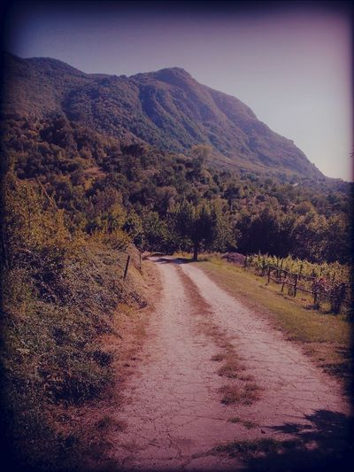 Countryside Hills Walking In The Hills Walking Around
