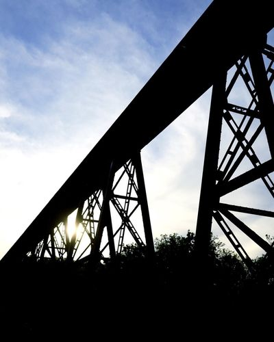 Railroad Railroad Tracks Railway