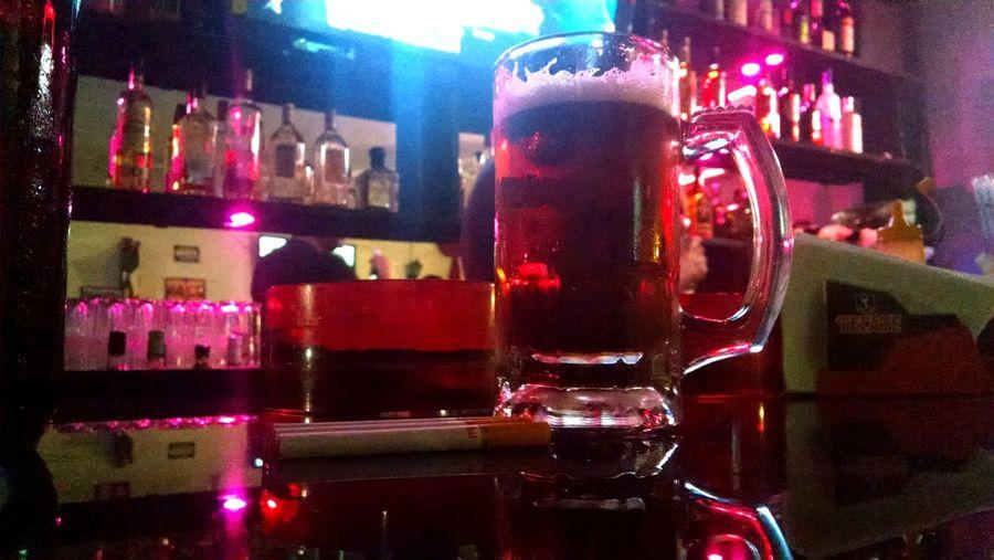 """Lunes"" Bar Cerveza"