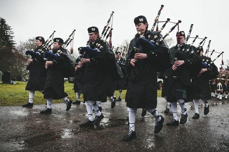 Uniform Headwear Occupation Marching Scotland Scottish History Graveyard Highlanders History Highland Scottish