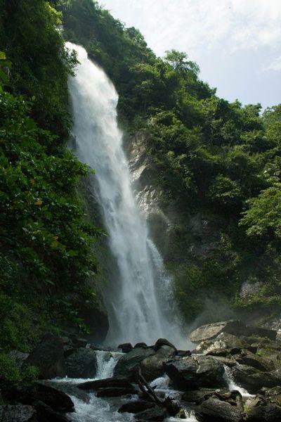凉山 瀑布 Taiwan Waterfall