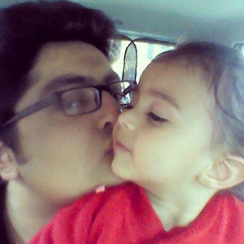 My best buddy!! <3 <3 Pucchu Cute Love Abeer Mamu