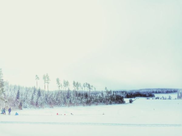 Winterlandschaft Winter Wonderland Königsfeld Wanderlust Snowwander