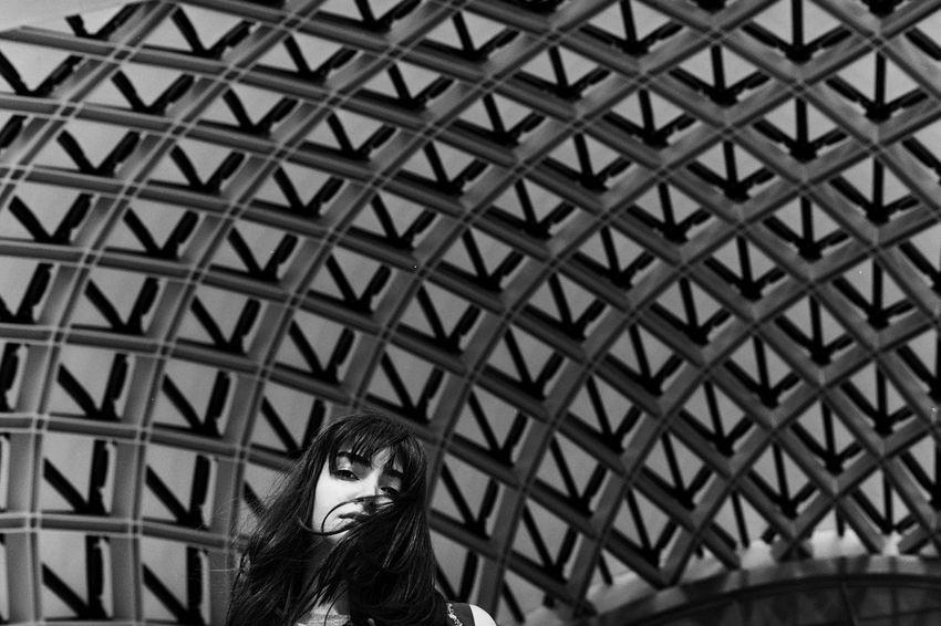 35mm Film Analogue Analogue Photography Architecture Beautiful Black And White Blackandwhite Bnw Built Structure Emotion Eyem Best Shots Film Film Photography Filmisnotdead Geometry Georgia Girl Ilford Lashafox Model Portrait Portrait Of A Woman Sunny Tbilisi Urban